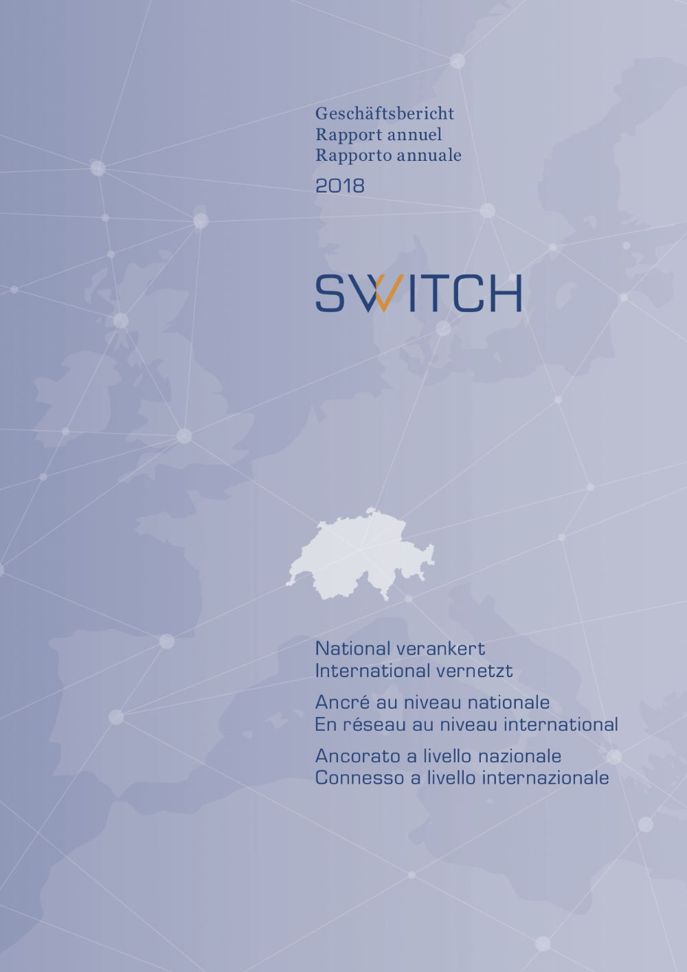 SWITCH Annual Report 2018